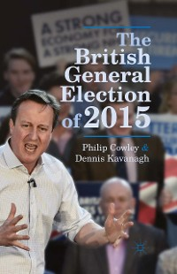 Cover The British General Election of 2015