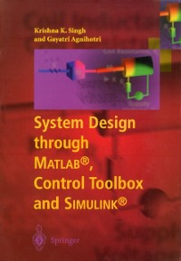 Cover System Design through Matlab(R), Control Toolbox and Simulink(R)