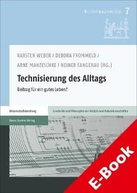 Cover Technisierung des Alltags