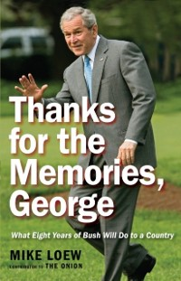 Cover Thanks for the Memories, George