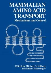Cover Mammalian Amino Acid Transport