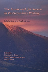 Cover Framework for Success in Postsecondary Writing, The