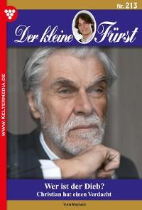 Cover Der kleine Fürst 213 – Adelsroman