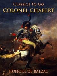 Cover Colonel Chabert