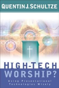 Cover High-Tech Worship?