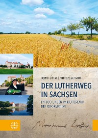 Cover Der Lutherweg in Sachsen