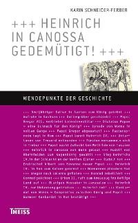 Cover Heinrich in Canossa gedemütigt!