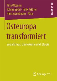 Cover Osteuropa transformiert