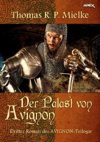 Cover DER PALAST VON AVIGNON