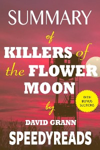 Cover Summary of Killers of the Flower Moon