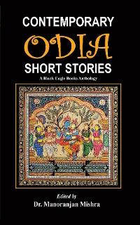 Cover Contemporary Odia Short Stories