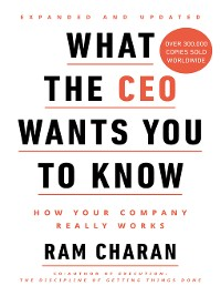 Cover What the CEO Wants You to Know