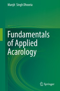 Cover Fundamentals of Applied Acarology