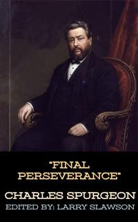 Cover Final Perseverance