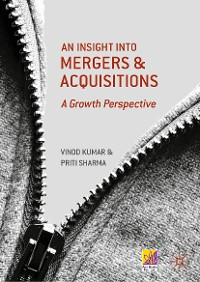 Cover An Insight into Mergers and Acquisitions