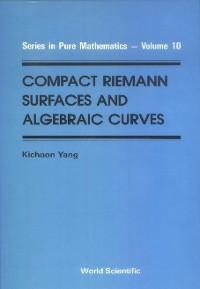 Cover Compact Riemann Surfaces And Algebraic Curves