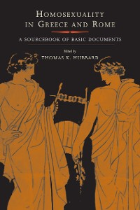 Cover Homosexuality in Greece and Rome
