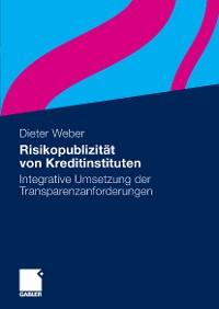 Cover Risikopublizität von Kreditinstituten