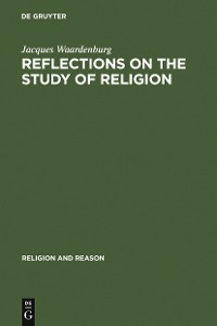 Cover Reflections on the Study of Religion