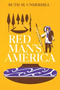 Cover Red Man's America