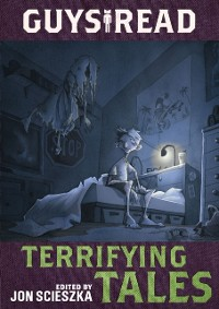 Cover Guys Read: Terrifying Tales