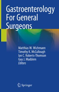 Cover Gastroenterology For General Surgeons