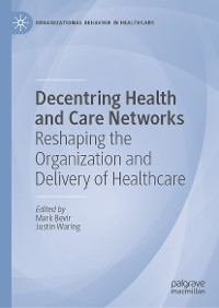 Cover Decentring Health and Care Networks