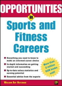 Cover Opportunities in Sports and Fitness Careers