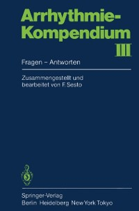 Cover Arrhythmie-Kompendium III