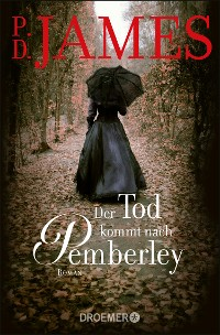 Cover Der Tod kommt nach Pemberley