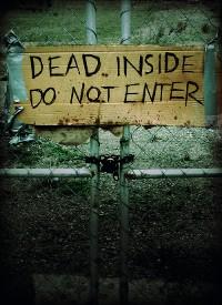 Cover Dead Inside: Do Not Enter