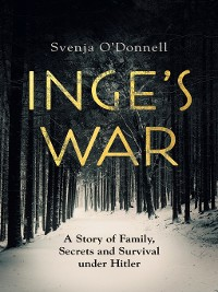 Cover Inge's War