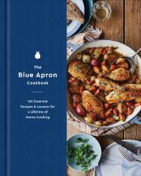 Cover Blue Apron Cookbook