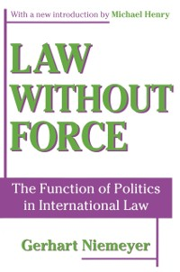 Cover Law without Force