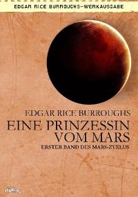 Cover EINE PRINZESSIN VOM MARS
