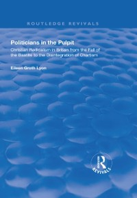 Cover Politicians in the Pulpit