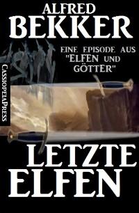 Cover Letzte Elfen