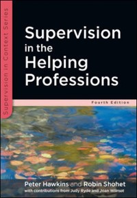 Cover Supervision In The Helping Professions