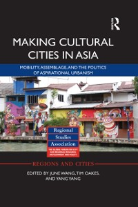 Cover Making Cultural Cities in Asia