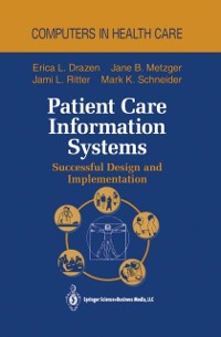 Cover Patient Care Information Systems