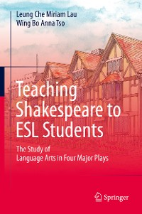 Cover Teaching Shakespeare to ESL Students