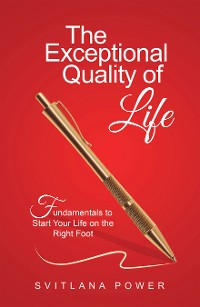 Cover The Exceptional Quality of Life