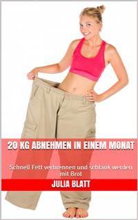 Cover 20 kg abnehmen in einem Monat