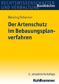 Cover Der Artenschutz im Bebauungsplanverfahren