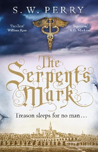 Cover The Serpent's Mark