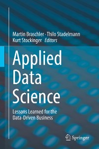 Cover Applied Data Science