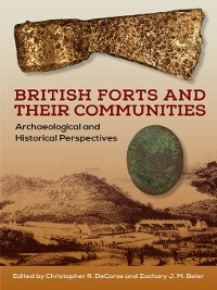 Cover British Forts and Their Communities