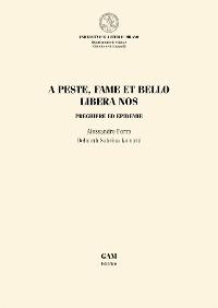 Cover A peste, fame et bello libera nos