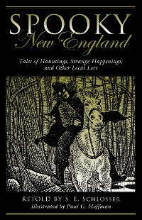 Cover Spooky New England