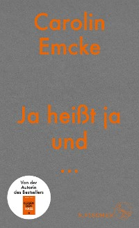 Cover Ja heißt ja und ...
